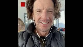Алексей Смертин стал победителем Байкальского ледового марафона