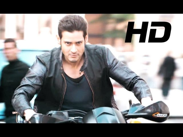 1 Nenokkadine 2nd Teaser - SuperStar Mahesh babu Birthday Special 1080p HD Travel Video