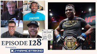 Francis Ngannou & Coach Eric Nicksick Interview with Teddy Atlas | THE FIGHT with Teddy Atlas