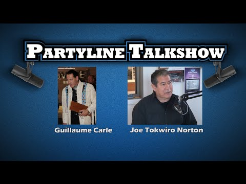K103 Partyline Talkshow: Guillaume Carle & Mohawk Council Chiefs