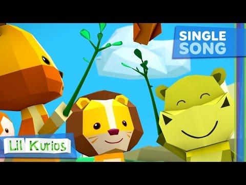 Oranges and Lemons | Nursery Rhymes & Kids Songs | Lil Kurios