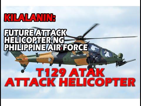 Kilalanin: Future Attack Helicopter ng Philippine Air Force   T129 ATAK   RisingPH tv