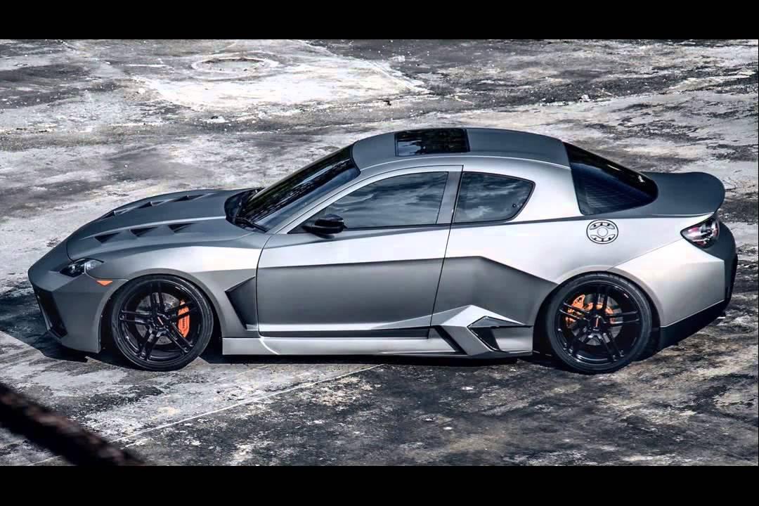 New 2015 Model Mazda Rx9 Youtube
