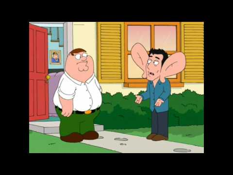 ben stiller in family guy