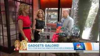 Adirondack Squirrel Chair | Squirrel Tractor | Crossbow Snowball Launcher | The Today Show