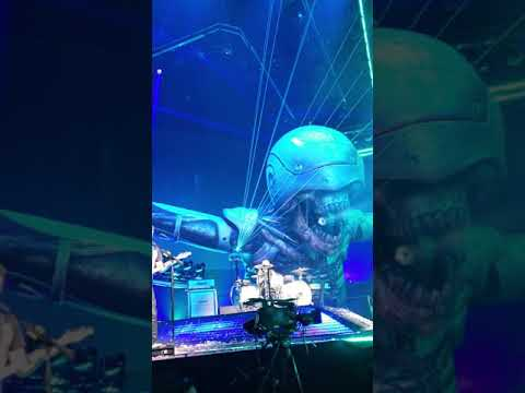 The Handler big ROBOT MUSE live simulation theory