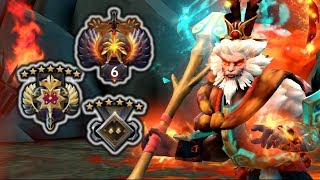 Skill Level of Monkey King at 3 Different Ranks - Replay Analysis