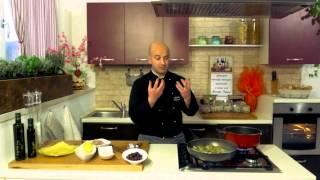 Casa Ficacci: Lasagna Artichokes, Taleggio, Bacon And Gaeta Olives