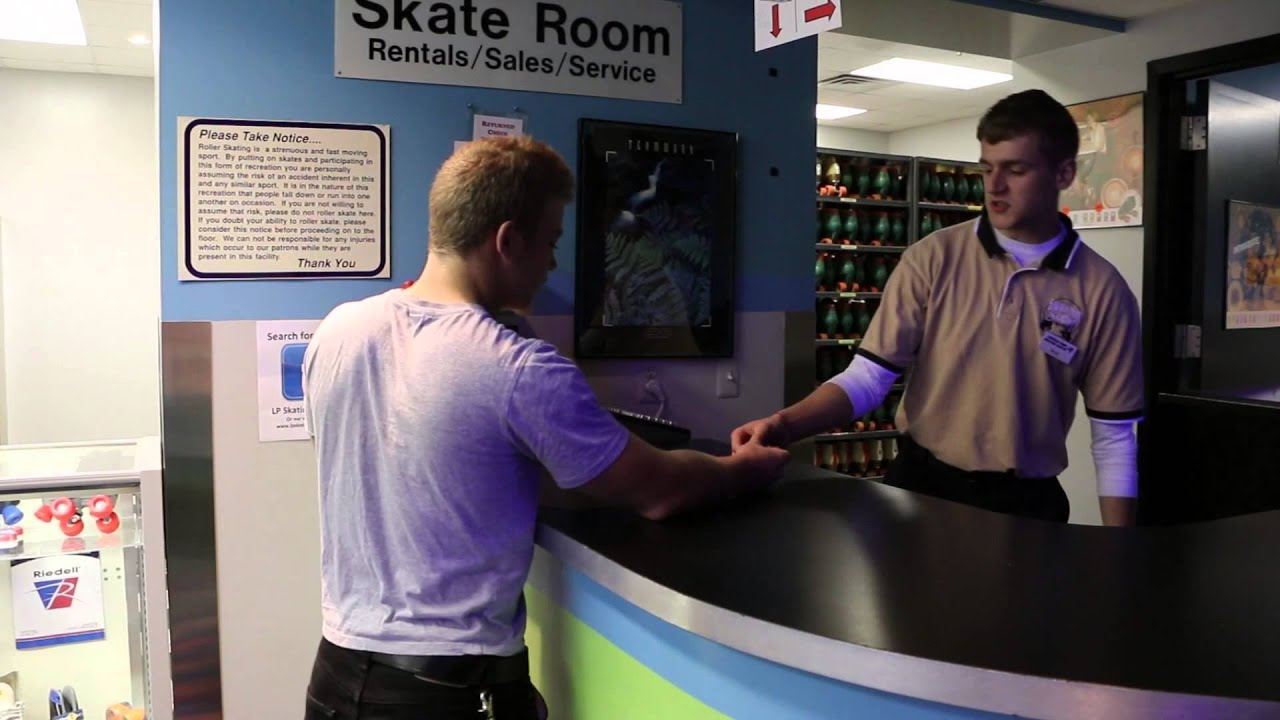 lp skating rink commercial youtube