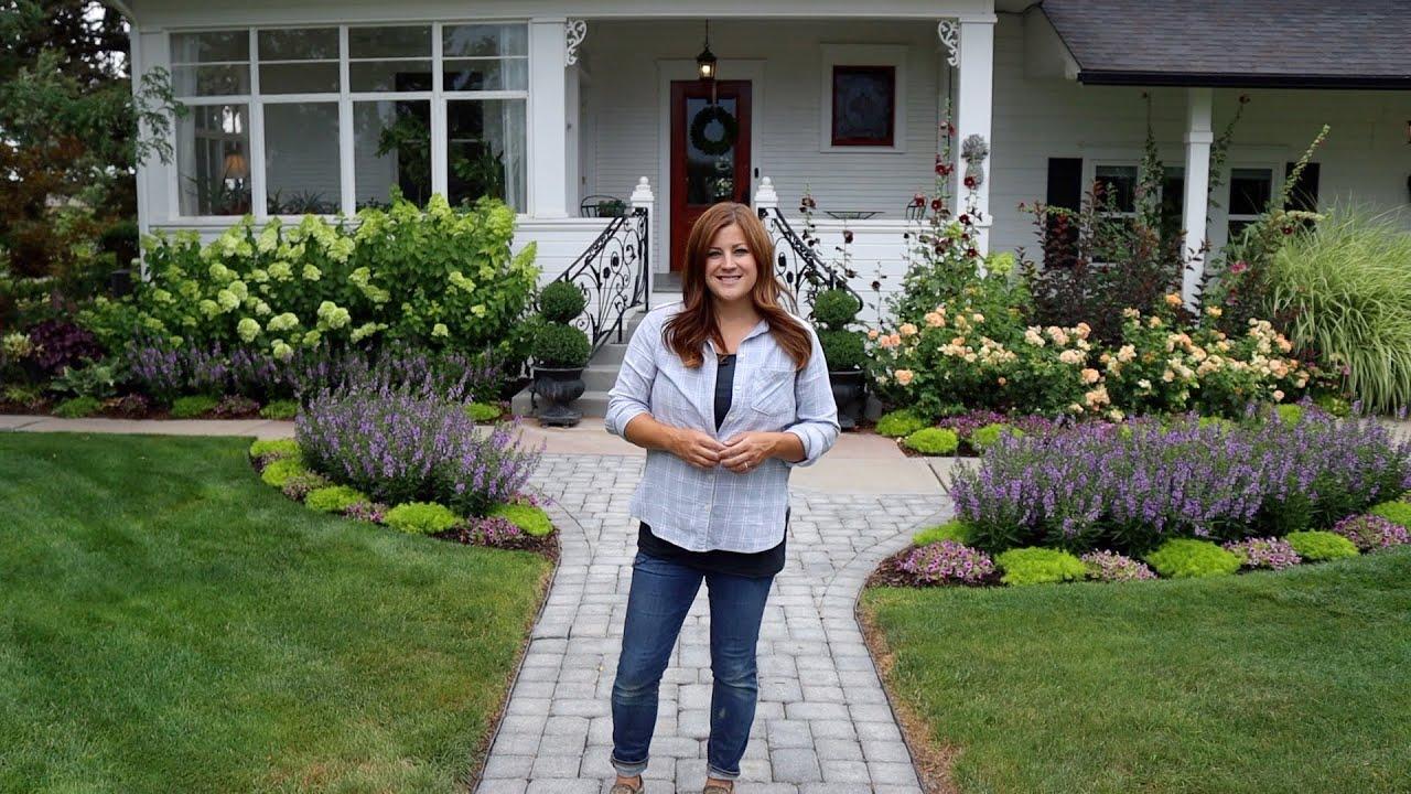 Full July Garden Tour Garden Answer Youtube