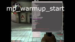 Как сделать разминку в CS:GO