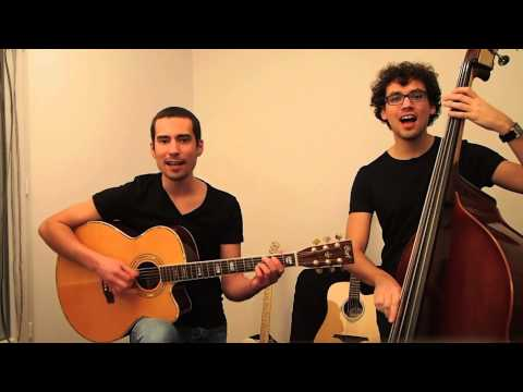 Please Please Me - The Beatles Acoustic Cover (Simon & JB Craipeau)