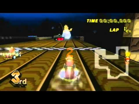 [MKWii] MKGL S2 R1 - NBK vs. ip - 2013-10-27