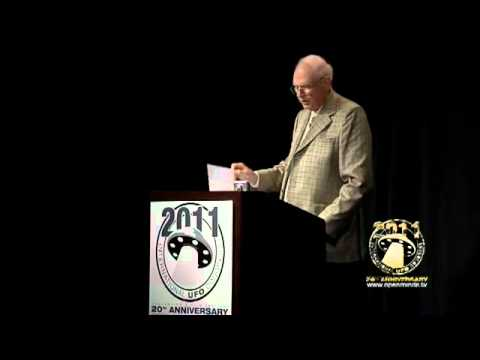 UFO Paul Hellyer Exposes Global Financial System as Fraud (Part 2 of 3)
