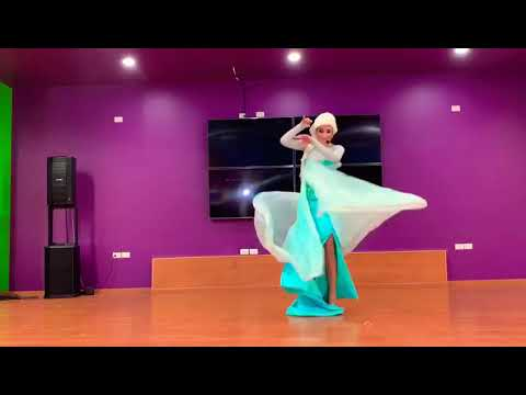 Elsa - Libre Soy. Show Frozen MONTERREY