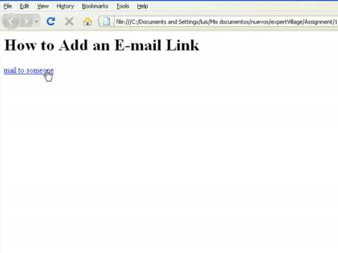how to add a web link to pdf