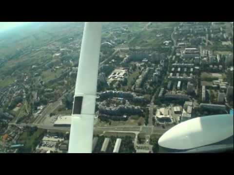 Panoramic flight: Zagreb, Croatia