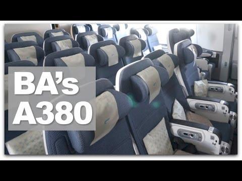 British Airways A380 Economy Amp Premium Economy Reviewed
