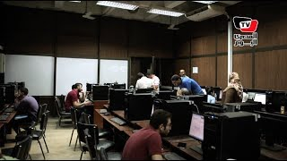 توافد طلاب المرحلة الأولي علي مكاتب التنسيق  لليوم الثاني
