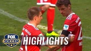 Philipp lahm gets standing ovation in allianz arena.subscribe to get the latest fox soccer content: http://foxs.pt/subscribefoxsoccer►top 50 fifa women's wor...