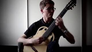 Ave Maria (F. Schubert) - Classical guitar version 2016 (by Lukasz Kapuscinski)