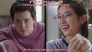 Eddy Kim - When Night Falls (OST 1 While You Were Sleeping)  Sub Español - Han - Rom