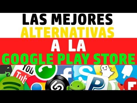 Las MEJORES alternativas a la Play Store | Tiendas de aplicaciones | Android Evolution