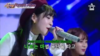 Video [ENG SUB] 170303 Singderella Best Score Lovelyz (러블리즈) Jiae (지애) - Magic Carpet Ride download MP3, 3GP, MP4, WEBM, AVI, FLV Mei 2018