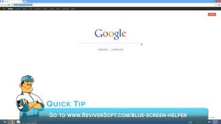 How to fix a Blue Screen in Windows