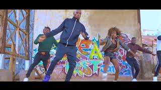 African Bad girl WizKid X Chris Brown Dance Cover by EddieWizzy and Crew