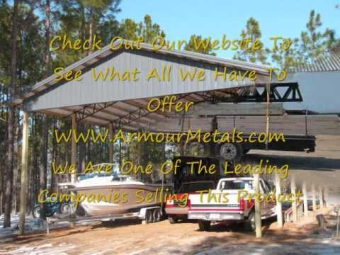 Become A Dealer For Armour Metals Steel Truss Pole Barns