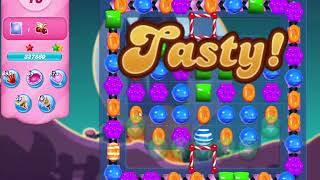Candy Crush Saga Level 3890 NO BOOSTERS