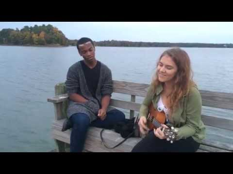 Lucky - Jason Mraz (feat. Colbie Caillat)//Ukulele Duet
