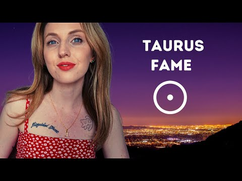 5 Ways A TAURUS Becomes FAMOUS! (Taurus Sun) | Hannah's Elsewhere