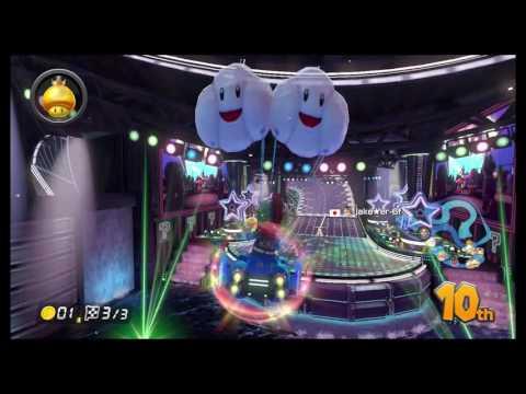 Mario Kart 8 (MK8) online GAZ, SAINT, NEVILLE, AARON AND WEEN