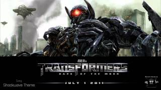 Transformers 3 - Dark of the Moon Soundtrack - Shockwave Theme - by ToneSlave (97bmhn)