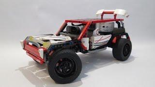 Lego Mindstorms Outland3r | Ev3 Motorized Outlander Speed SUV