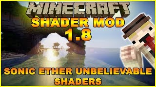 Minecraft Shader Mod installieren 1.8 | Tutorial | Deutsch | SEUS 10.2