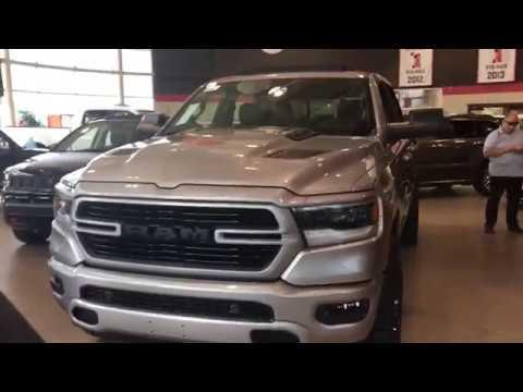 2019 Ram 1500 Sport | 19RC1768 | Crosstown Chrysler Jeep Dodge | Edmonton AB