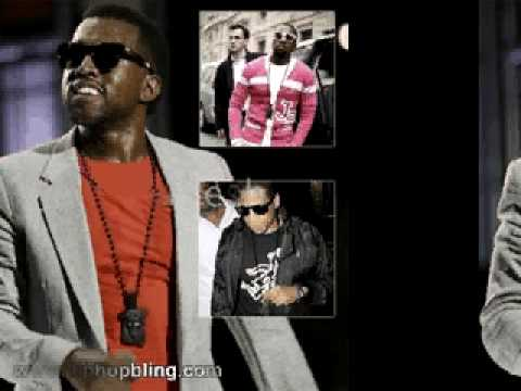 Black jesus piece chain worn by kanye west and jay z youtube black jesus piece chain worn by kanye west and jay z mozeypictures Images