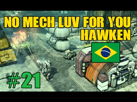 No Mech Love for You Tonight!  Team Deathmatch on Brazil Servers