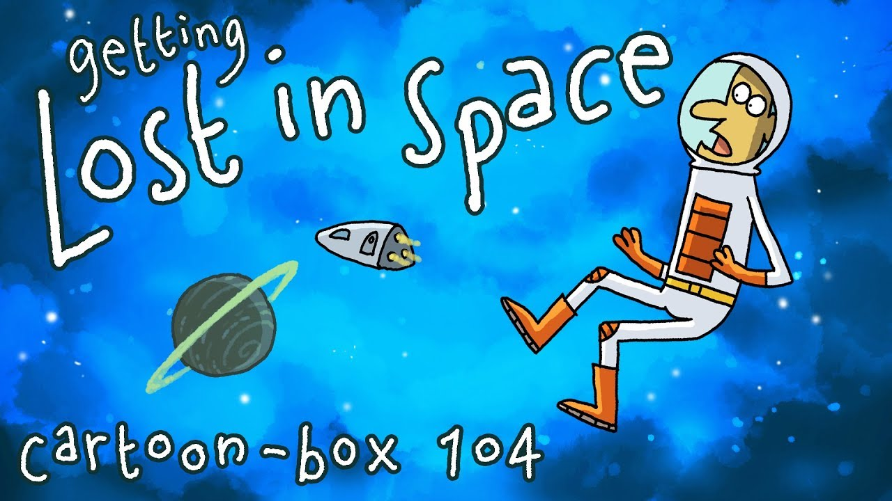Download Getting Lost In Space   Cartoon Box 104   by FRAME ORDER