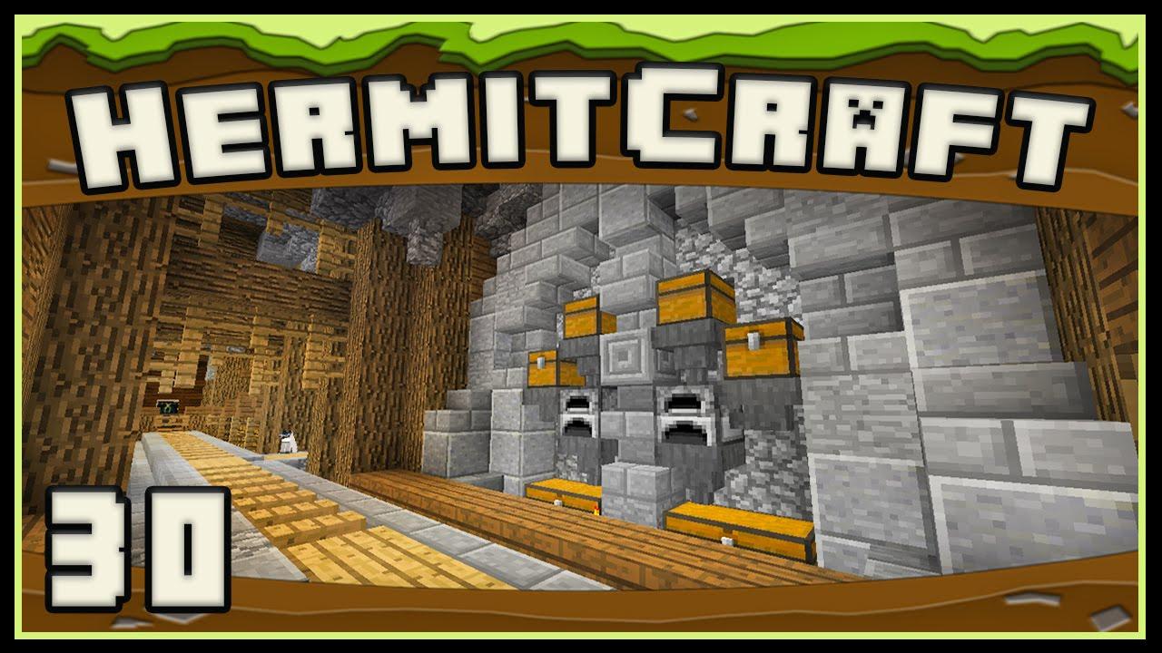 Minecraft Furnace Room Designs