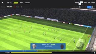 Football Manager 2014 PC Game Play