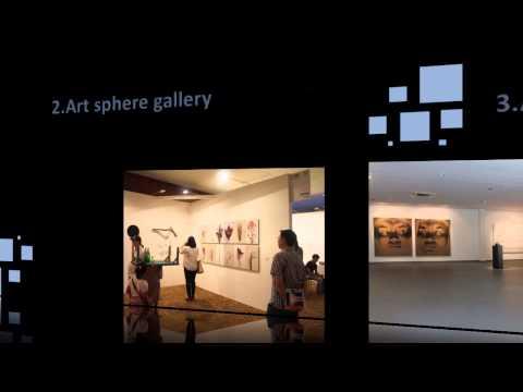 Art space di jakarta dan sekitarnya