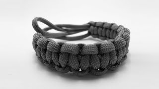 Paracord Bracelet (Mad Max Style) - How to make a paracord bracelet?