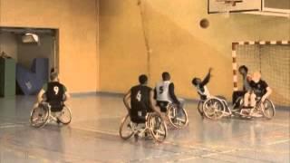 Handi Basket à l'AS du lycée thumbnail