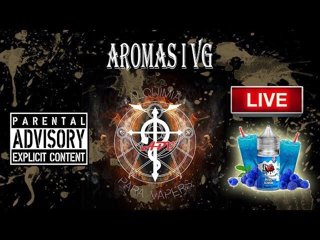 APV 200. Revisión de aromas IVG
