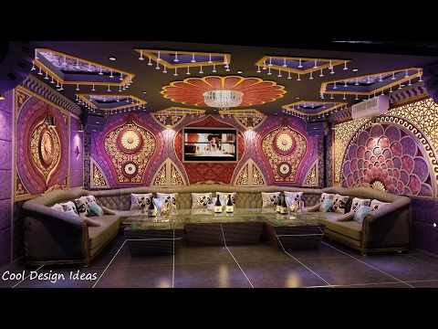 DIY Karaoke Room Design Decorating Ideas