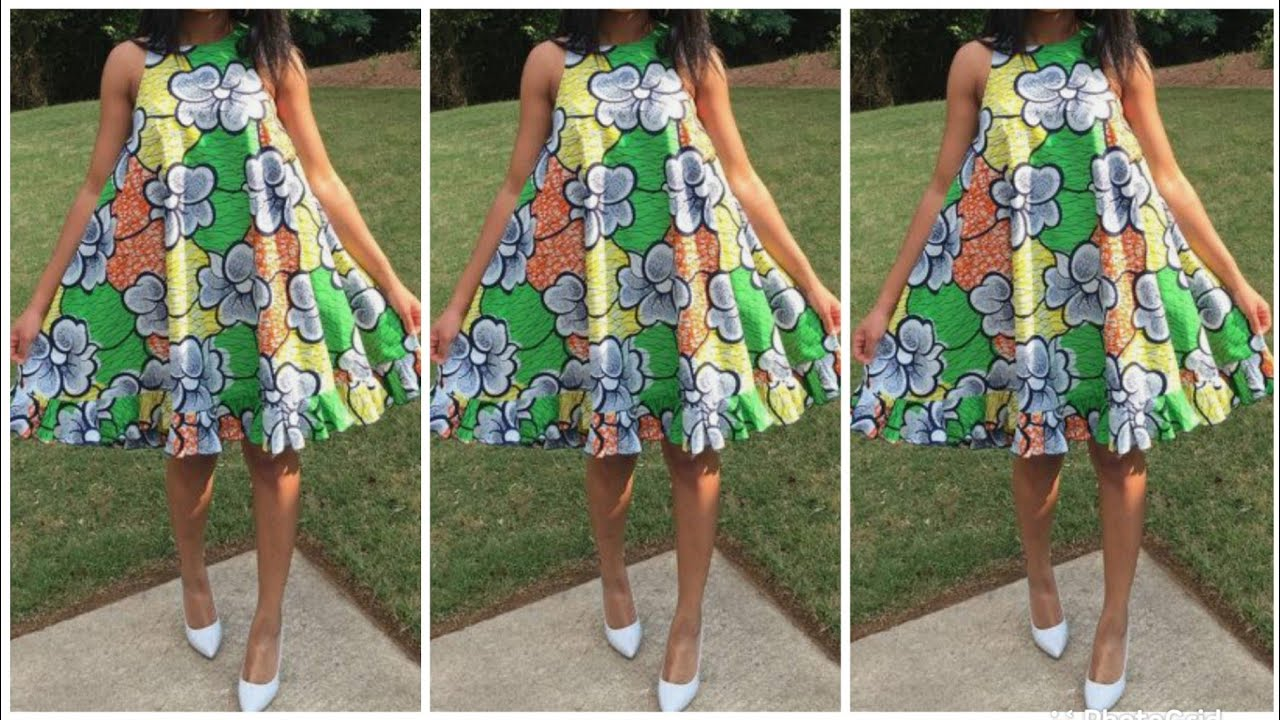 Download How To Cut and Sew a Circle Dress
